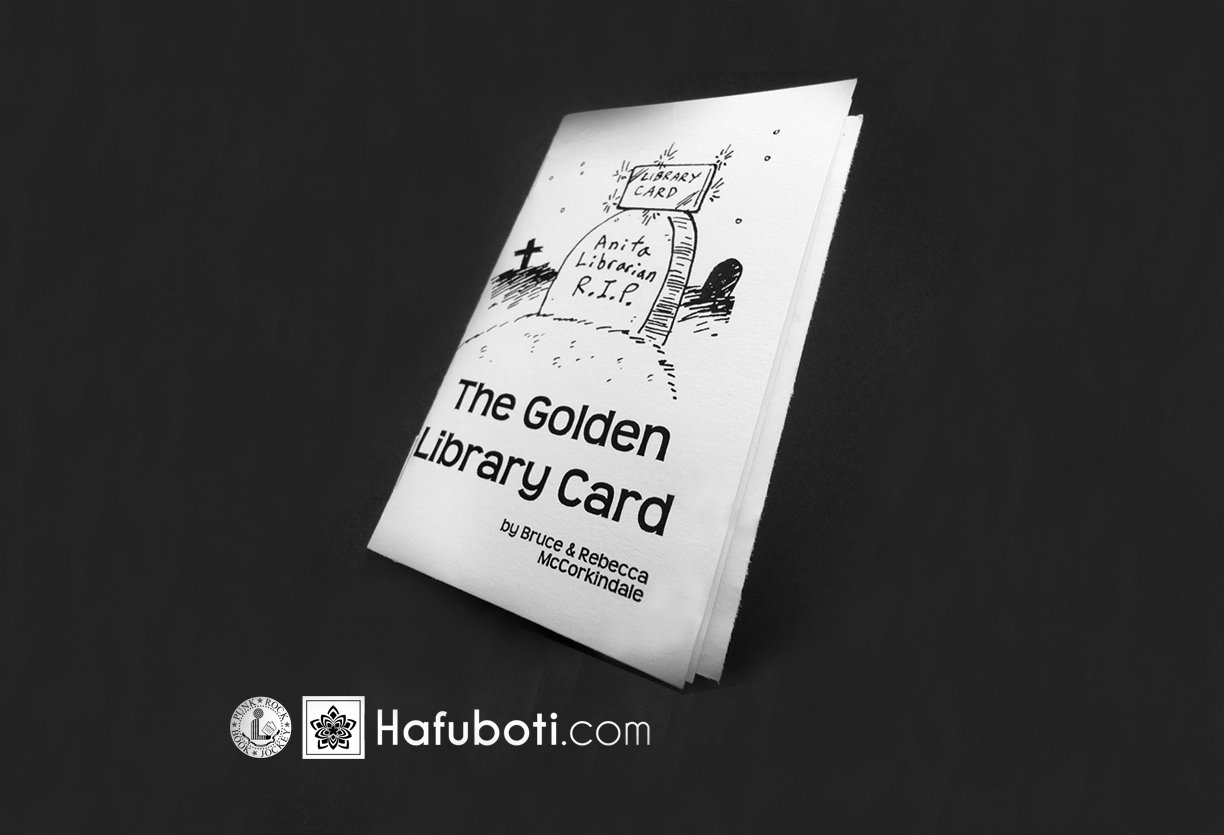 The Golden Library Card