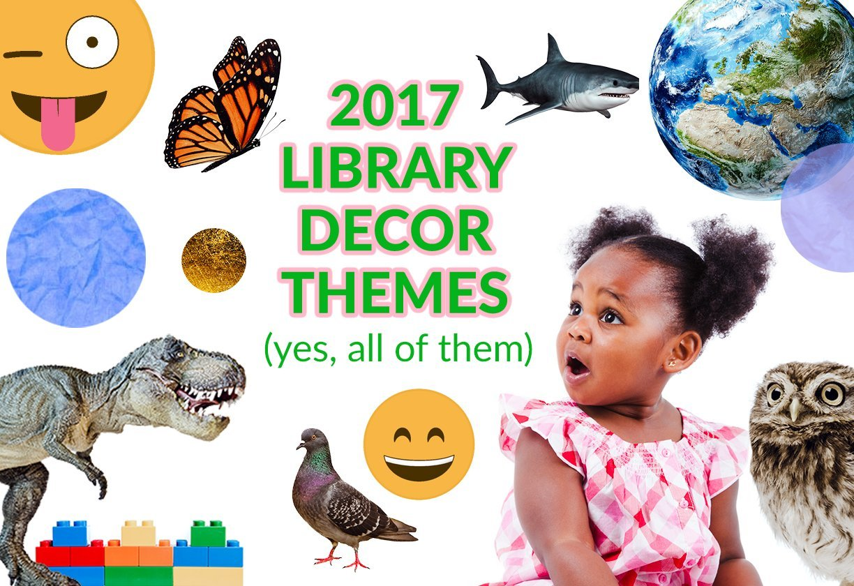 2017 Children's Library Themes
