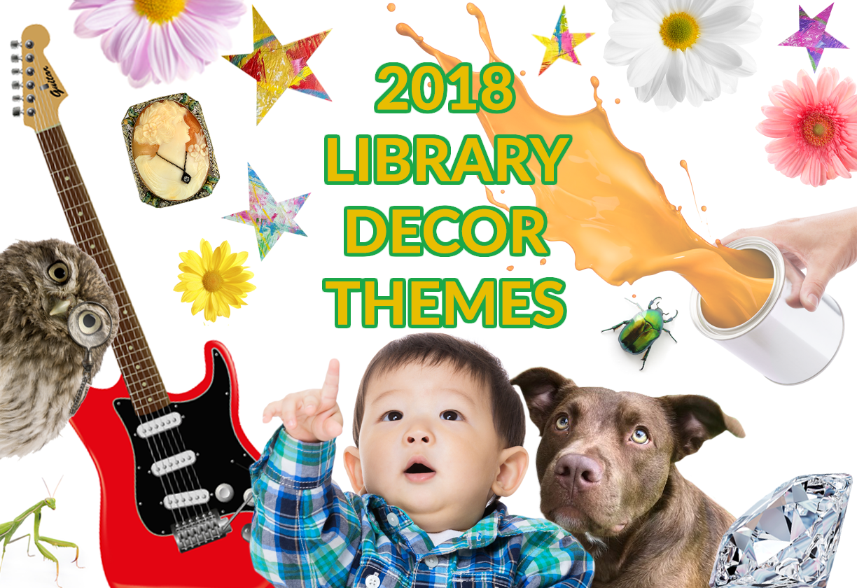 2018 CHILDREN'S LIBRARY THEMES