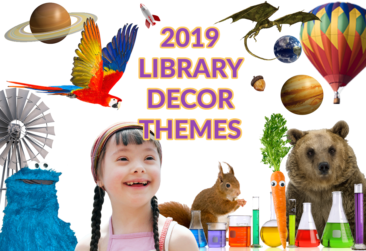 2019 CHILDREN'S LIBRARY THEMES