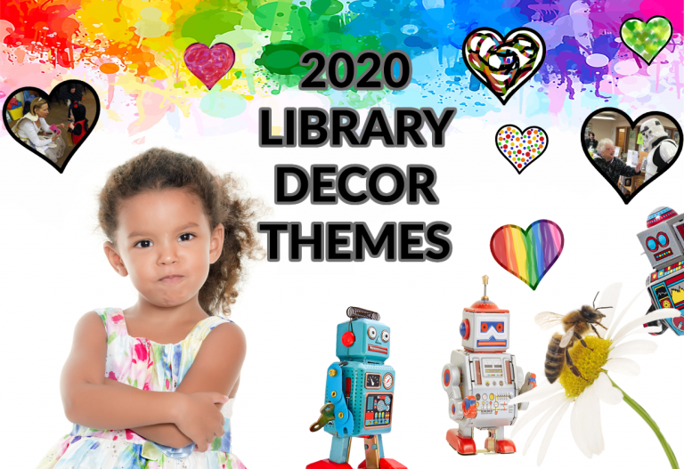 2020 CHILDREN'S LIBRARY THEMES