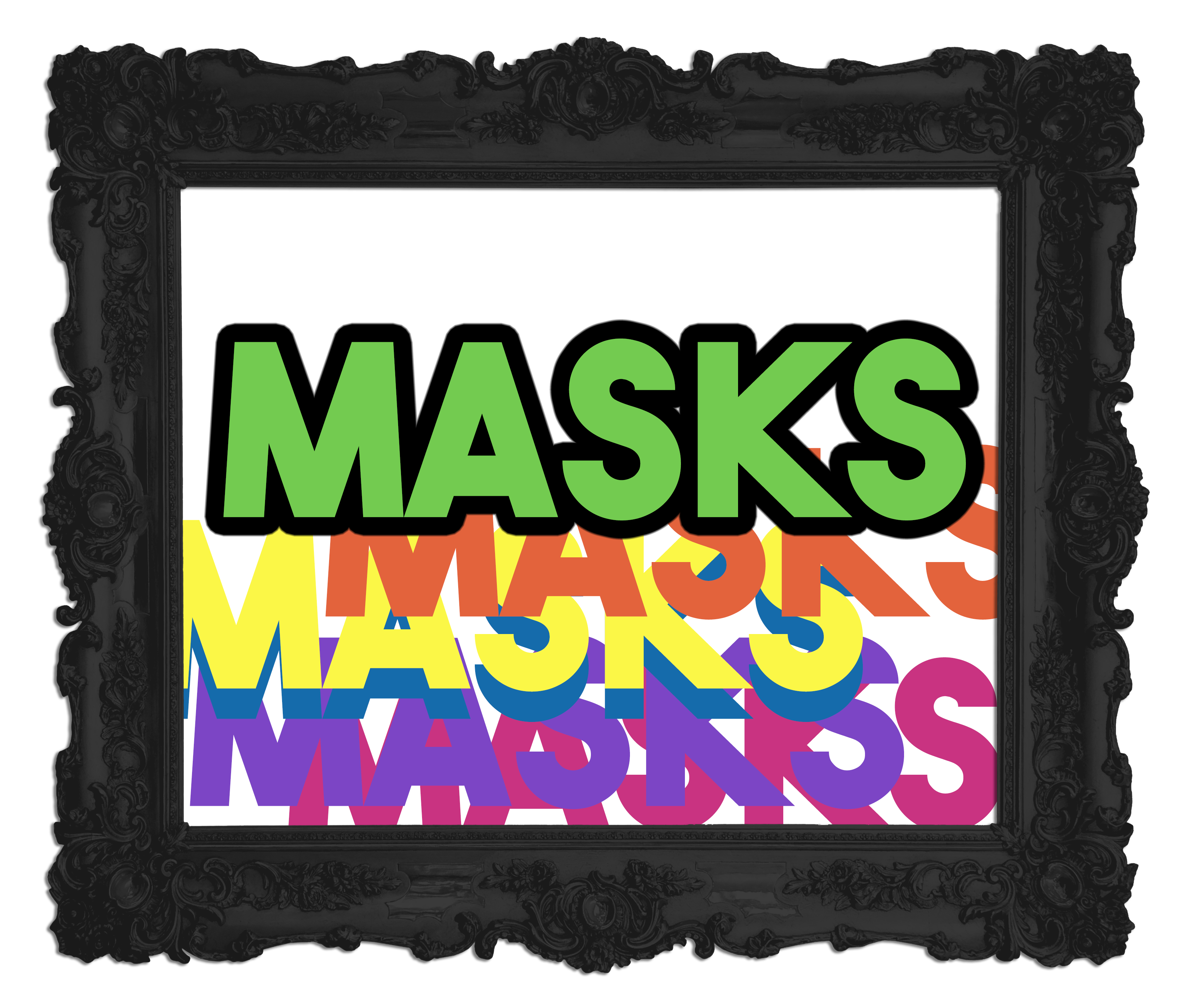 A link to Hafuboti's Masks Collection where various free designs and links to offsite webstores for masks with Hafuboti's designs on them are for sale.