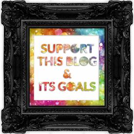 support blog framed